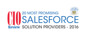 ZynBit Earns a Place in the List of 20 Most Promising SalesForce Solutions Providers of 2016 by CIOReview