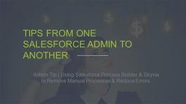 Make Data Integration to Salesforce a Breeze