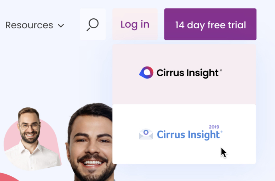 New Website Announcement - Welcome to the New Cirrus Insight - Cirrus Insight 2019