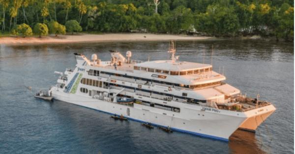 YWAM Ship