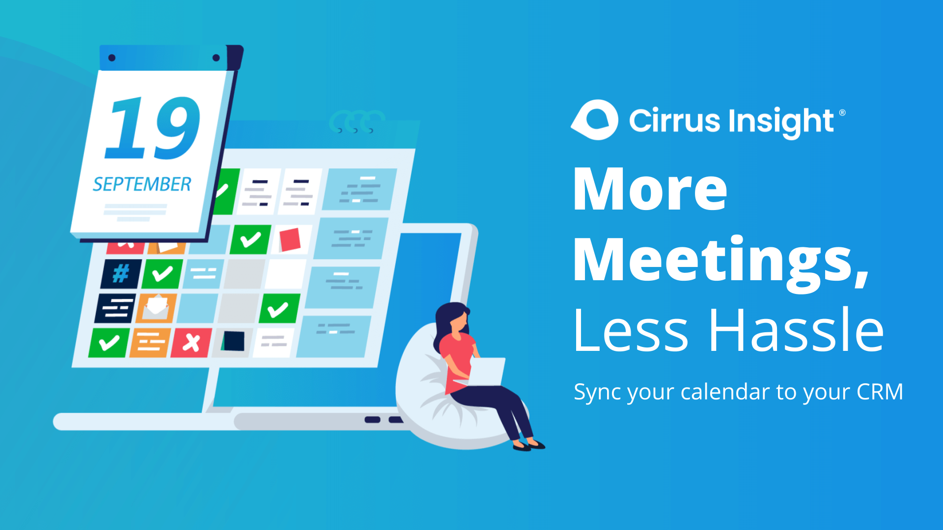 350_More Meetings, Less Hassle-Section_ Auto Sync Everything To Your CRM-CI Microsite
