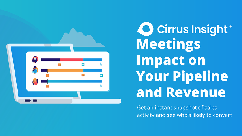 210_Meetings Impact on Your Pipeline and Revenue_ Prospect Smarter-Cirrus Insight Microsite