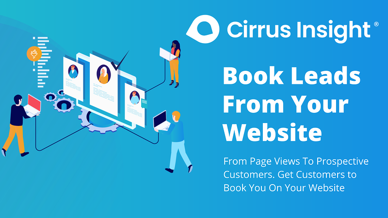090_From Page Views To Prospective Customers-Section_ Book More Meetings-Cirrus Insight Microsite