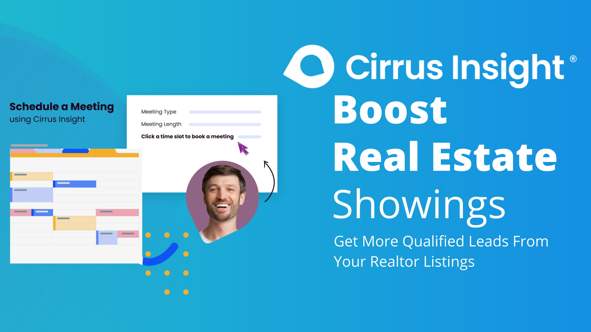 030_Boost Real Estate Showings-Section_ Book More Meetings- Cirrus Insight Microsite