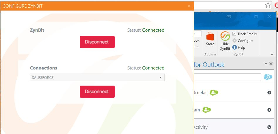 Configure Salesforce Connection