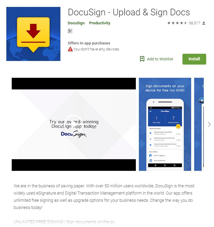 best-sales-apps--DocuSign