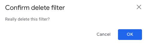 gmail confirm delete folder